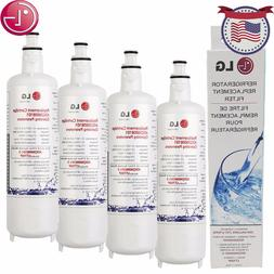 1/2/3/4 Pack LG LT700P ADQ36006101 46-9690 Fridge Water Filt