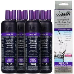 1-6 Pack-EDR1 RXD1-WHIRL POOL-EVERYDROP Refrigerator-Water F