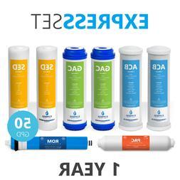 Express Water 11 Stage UV Ultraviolet + Alkaline + Reverse O