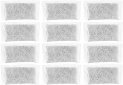 12 Pack Replacement Activated Charcoal Water Filters Counter