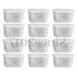 12 Replace Filters Sealed Cuisinart Coffee Maker Charcoal Wa