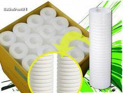 16 pcs Aqua Pure AP110 CFS110 Compatible Water Filter Sedime
