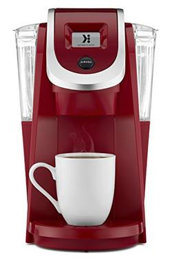 Keurig 2.0 K250 Coffee Maker Brewing System - Red