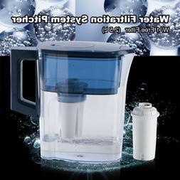 2.5L Pure Water Jug Purifier BPA Free For RV Dental Lab Trav