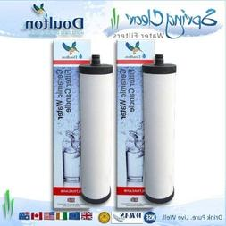 2 Pack - Franke Triflow Compatible Filter Cartridges By Doul