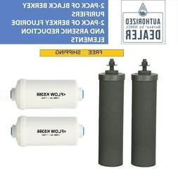 2 black filters plus 1