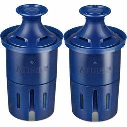 2  Brita Longlast Water Filter Longlast Replacement Filters