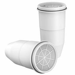 2 Pack Water filter cartridge Replacement for ZeroWater 12 c