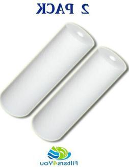 """2) Pentek DGD-2501-20 Spun Polypropylene Filters, 20"""" x 4-1/"""