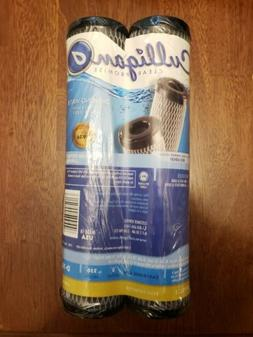 2-PK CULLIGAN D-10A 5 MICRON LEVEL1 REPLACEMENT DRINKING WAT