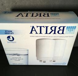 2 PK Brita Faucet Water Filter FR-200 FF100 OPFF-100 Replace