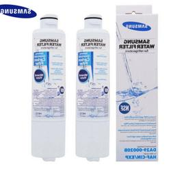 2PC Samsung DA29-00020B Mineral Fridge Water Filter HAF-CIN/