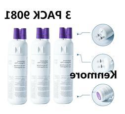 3 Pack Kenmore 469081 46-9081 46-9930 9081 Replacement Refri