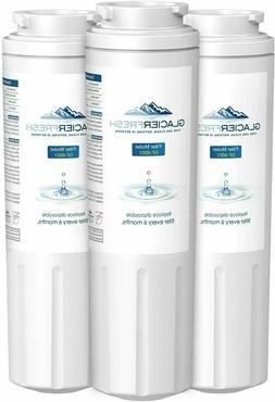 3 Pack Every Drop 4 EDR4RXD1 UKF8001 Refrigerator Water Filt