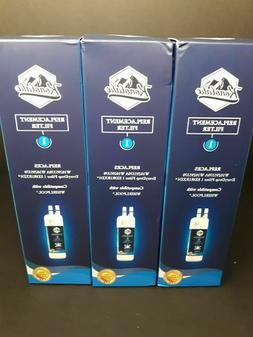 3 Pack Of Konolake Replacement Water Filter 1 compatible EDR