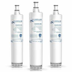3 Pack Water Filter Replacement for Whirlpool ED5FHEXNS00 Re