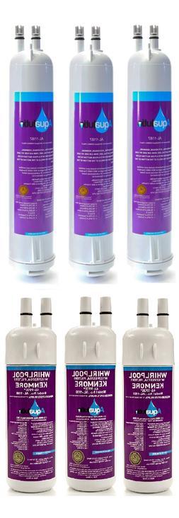 3 Pack Refrigerator Water Filter For Maytag KitchenAid Amana