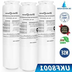 3 Pack Water Filter Replacement for Whirlpool UKF8001AXX-750