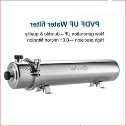 304 Stainless Steel Water Filter PVDF Ultrafiltration Purifi