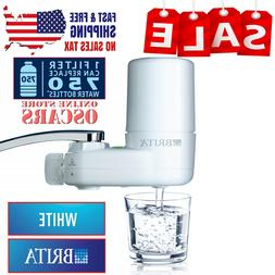 Brita 35214 On Tap White Faucet Filtration System