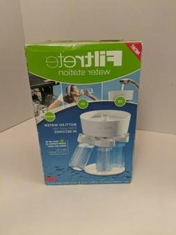 3M Filtrete WS01-WH Water Filtration Station