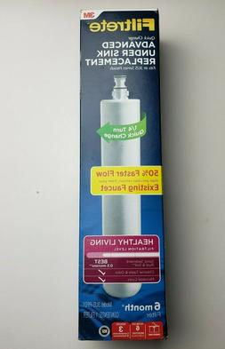 3M Filtrete 3US-PF01 Water Filter Replacement Cartridge For