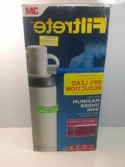 3M Filtrete~~Water Filtration System~Model 3US-MAX-S01~