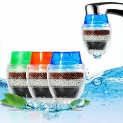 Coconut Carbon Home Kitchen Faucet Tap Water Clean Purifier