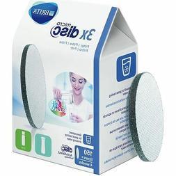 3x BRITA MicroDisc Replacement Active/Vital Water Bottle Fil