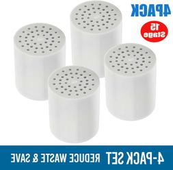 New 15 Stage Shower Water Filter Cartridges Replace for Sho