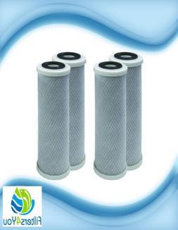 4 pk Carbon Block Water Filter CTO Whole House RO DI Hydropo