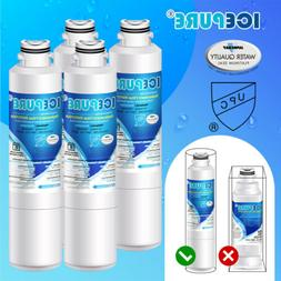 4 PACK ICEPURE Samsung DA29-00020B HAF-CIN/EXP Comparable Wa