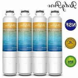 4 Pack Water Filter Fit for Samsung DA29-00020B HAF-CIN/EXP