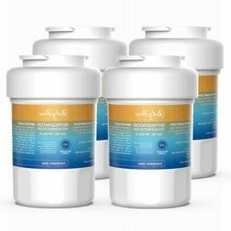 4 Pack Water Filter for GE SmartWater MWF MWFA MWFP GWF HWF