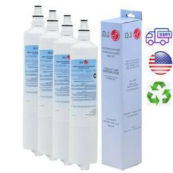 4 Packs Refrigerator  Water Filter Fits LG LT600P 5231 JA200