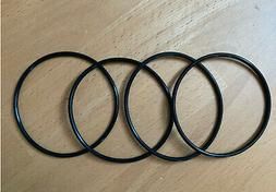 4 pcs O Rings for Undersink/CounterTop Two/Three/Five stage