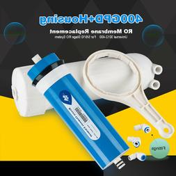 400GPD RO Film,Housing,Fittings& Wrench For Large Flow Water