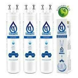 AQUACREST Refrigerator Water Filter, Compatible with 4396508