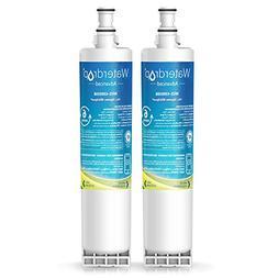 Aqua Fresh WF285 Fits Whirlpool Refrigerator Water Filter 4396501 Filter 5