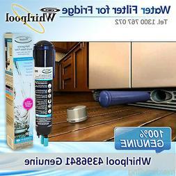 Whirlpool 4396841 GENUINE Water Filter Cartridge For Fridge