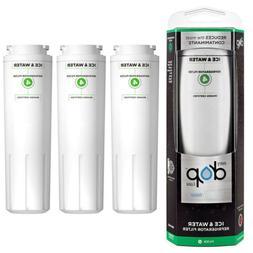 4Pcs EveryDrop4 NO.Whirlpool UKF8001 4396395 Water Filter Ca