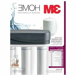3M 4US-RO-S01H Reverse Osmosis Drinking Water Filter System