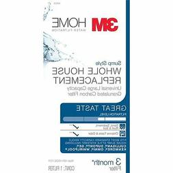 3M 4WH-HDGAC-F01H Large Capacity Whole House Carbon Water Fi