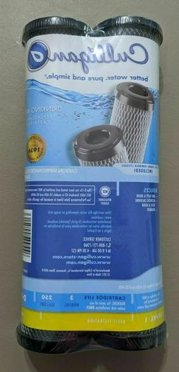 5-Micron Carbon-Impregnated Cellulose Drinking Water Replace