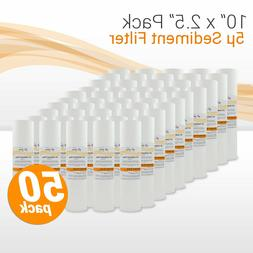 5 Micron Sediment Water Filter Cartridge for Reverse Osmosis