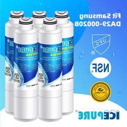 5 Pack Fit For Samsung DA97-08006A-B HAF-CIN Replacement Wat