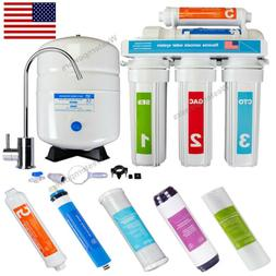 5 Stage Reverse Osmosis System - Drinking Water Filtration S