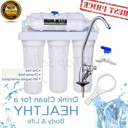 5 Stage Water Filter System Home Drinking Ultrafiltration Ho