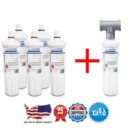 6-Pack AP431 AP430SS, AP430  Compatible Scale Inhibitor Cart