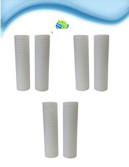 6 pcs Aqua Pure AP110 CFS110 Compatible Water Filter Sedimen